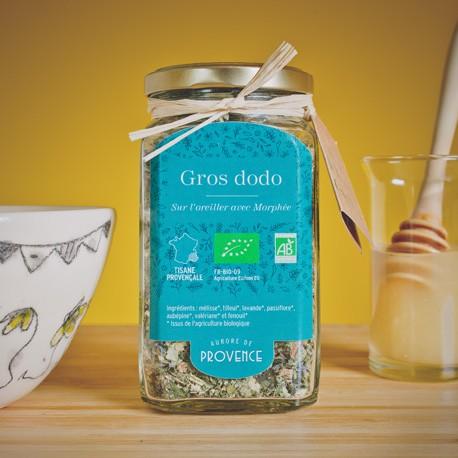 Organic soothing herbal tea
