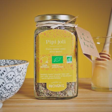 Diuretic organic tea