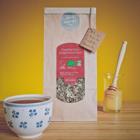 Organic blood circulation tea