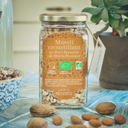 Crunchy Muesli with einkorn flakes from Haute-Provence