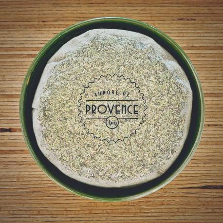 Kräuter der Provence französischer Bio-Anbau
