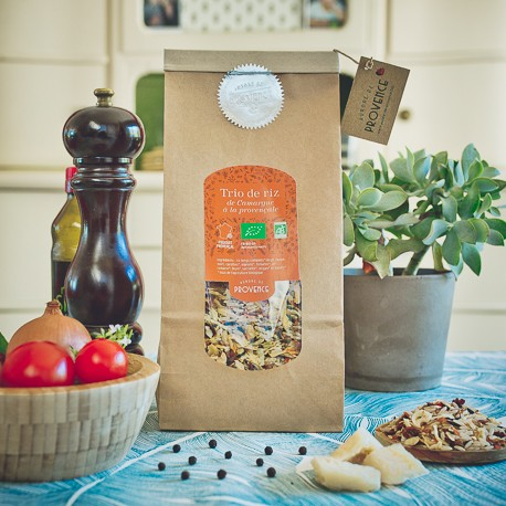 Organic rice mix