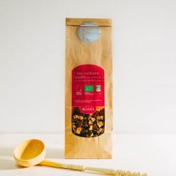 En sachet (150gr) Ma cuillère santé aux fruits et à l'ail noir de Provence