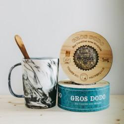 In einer gravierten Holzschachtel (100gr) - Bio Schlaftee Gros Dodo