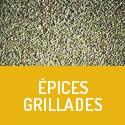 Pour grillades: Épices provençales bio