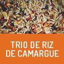 Camargue-Reis à la provençale