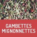 Gambettes Mignonnettes - Le mollet libéré délivré - Tisane pour jambes légères