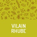 Vilain Rhube - Cough and cold organic herbal tea