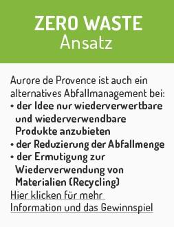Zero Waste Ansatz